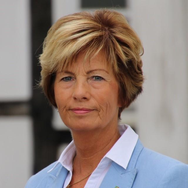 Kirstin Korte, Kreisvorsitzende der CDU im Mühlenkreis und Landtagsabgeordnete