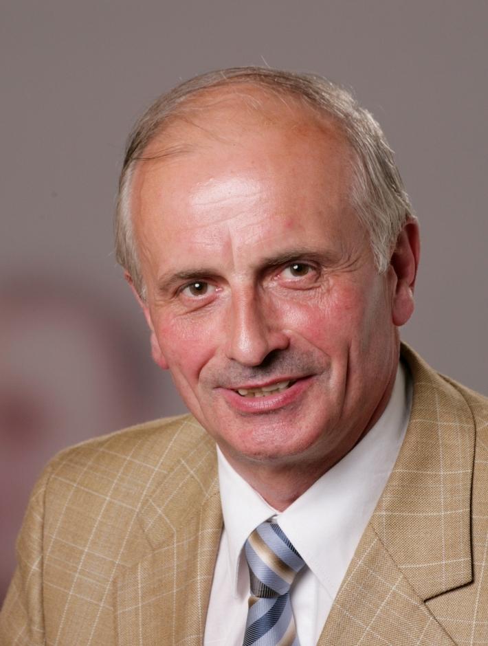 Friedrich Klanke, Vorsitzender der Kreistagsfraktion