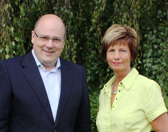 Lobt Kampeters Arbeit: Kreisvorsitzende Kirstin Korte